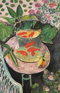 El pez dorado (1910)