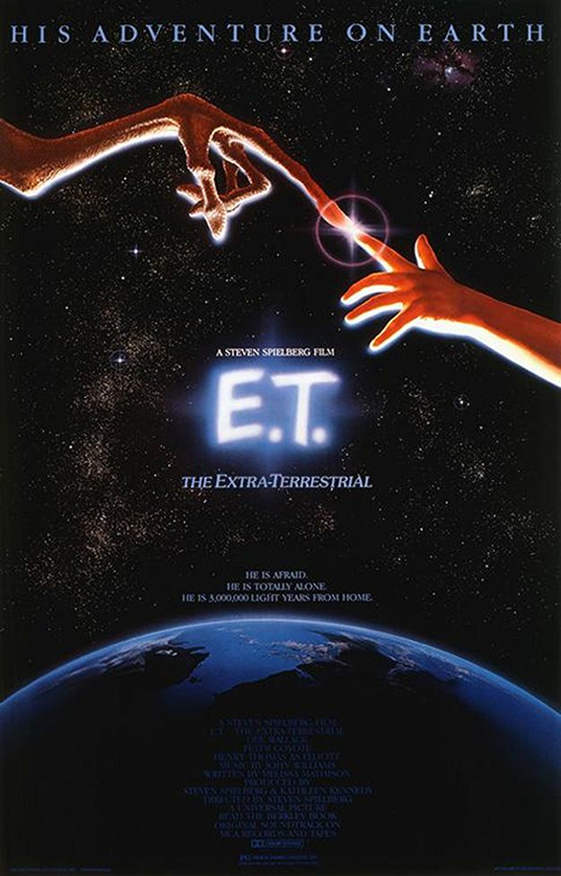 E. T., el extraterrestre, Las creaciones vienen y van, imitando a Miguel Ángel #culturaquemadura