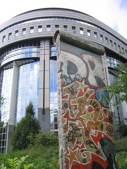 Sede del Parlamento Europeo, Bruselas,Bélgica