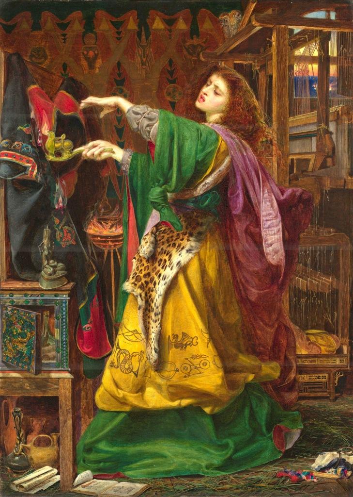 Morgana Le Fay 1863)