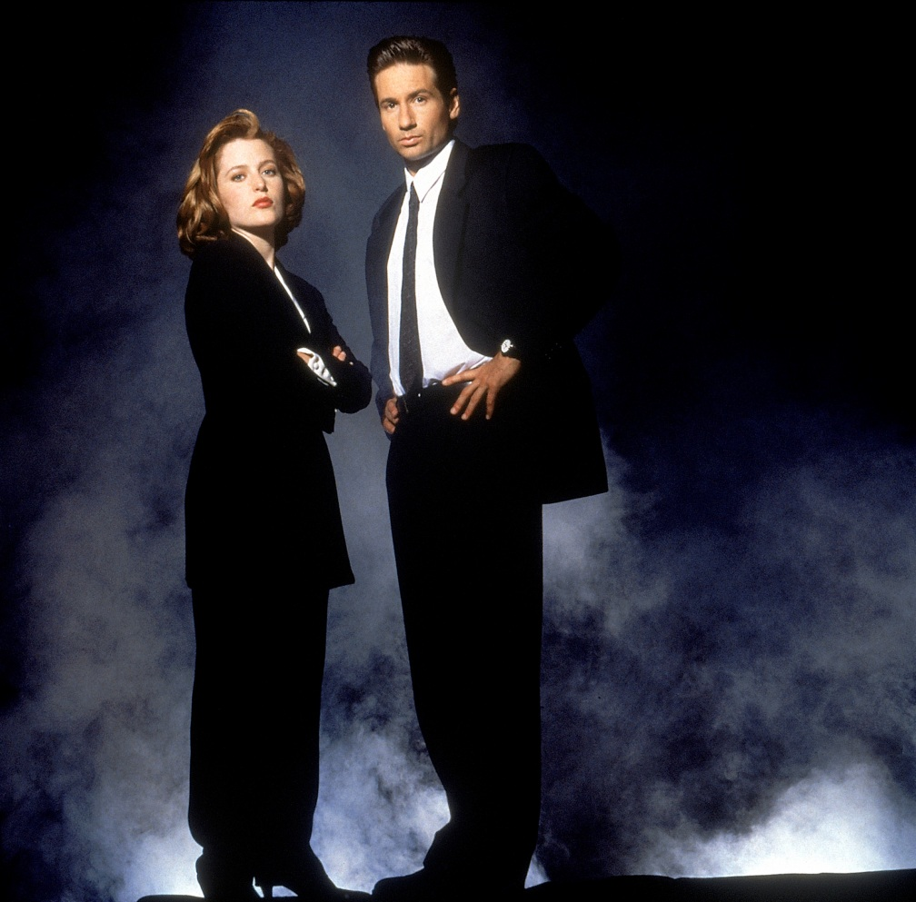 The X-Files regresan en 2015 Trend