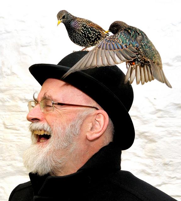 Terry Pratchett (1948-2015): consejos para crear un mundo