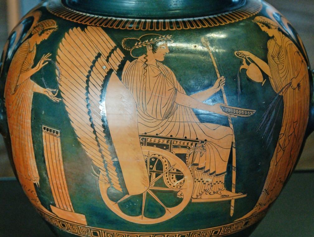 Deméter y Perséfone ¿Quién es quién en el Olimpo? #Trend #Culturaquemadura