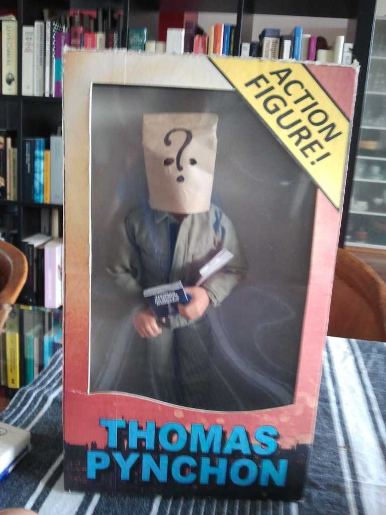Thomas Pynchon, Action Figure