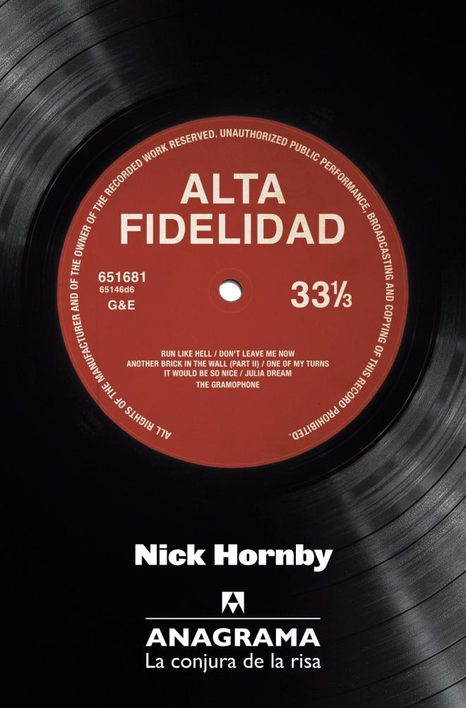 Alta Fidelidad Nick Hornby