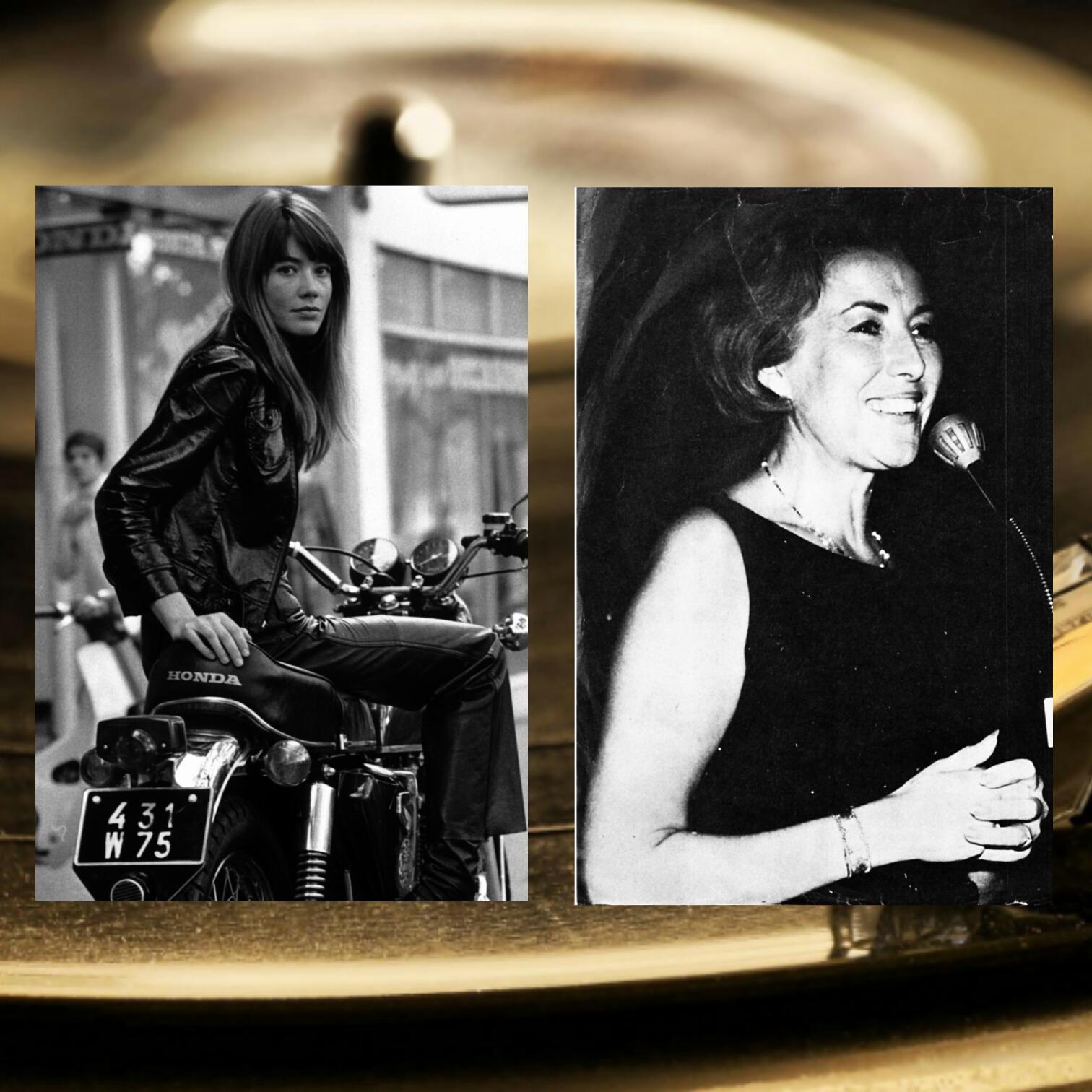 Françoise Hardy Vera Lynn 5 grandes covers traducidos #culturaquemadura