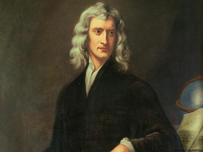 Isaac Newton, 7 entradas de Wikipedia que tienes que leer ya #culturaquemadura
