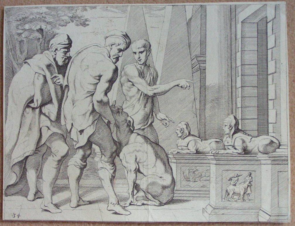 Argos reconoce a Odiseo. 5 geniales perros de la literatura #culturaquemadura