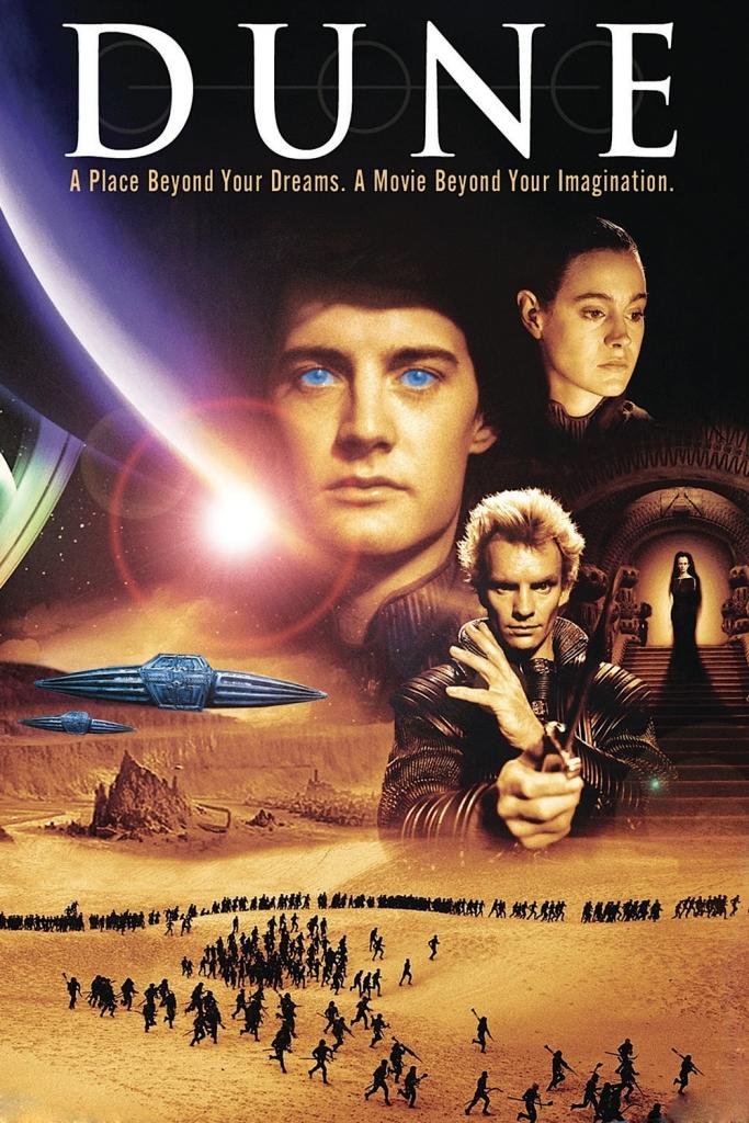 Dune Star Wars: de alguna forma aquí, en el futuro #culturaquemadura #MayThe4thBeWithYou