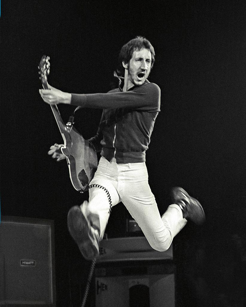 Pete Townshend: siete décadas de música... y literatura #culturaquemadura