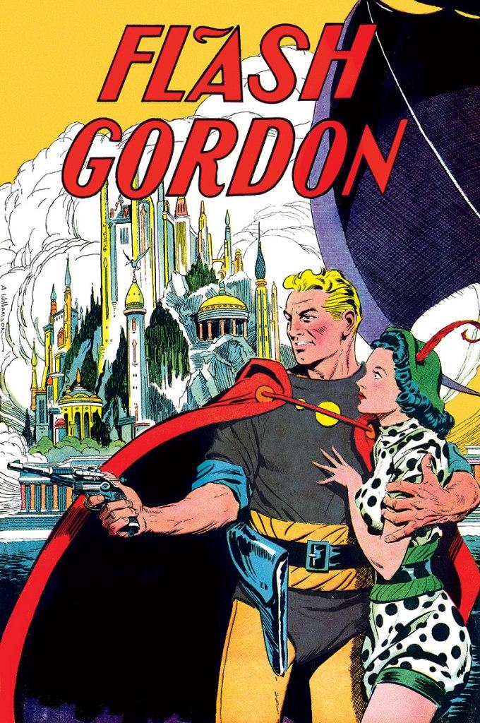 Flash Gordon Star Wars: de alguna forma aquí, en el futuro #culturaquemadura #MayThe4thBeWithYou