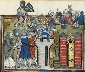 Godofedro de Bouillón Entre Feudos y Monarcas: Las Cruzadas Parte II #culturaquemadura