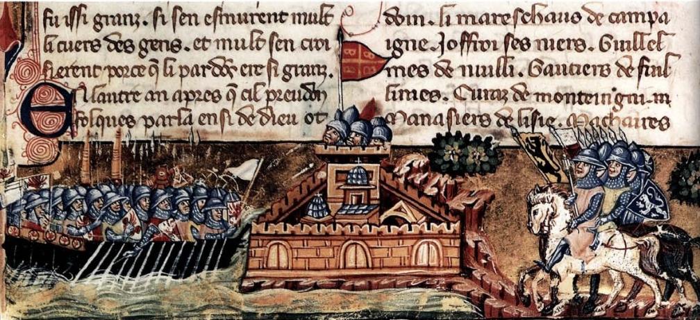 Entre Feudos y Monarcas: Las Cruzadas Parte II #culturaquemadura