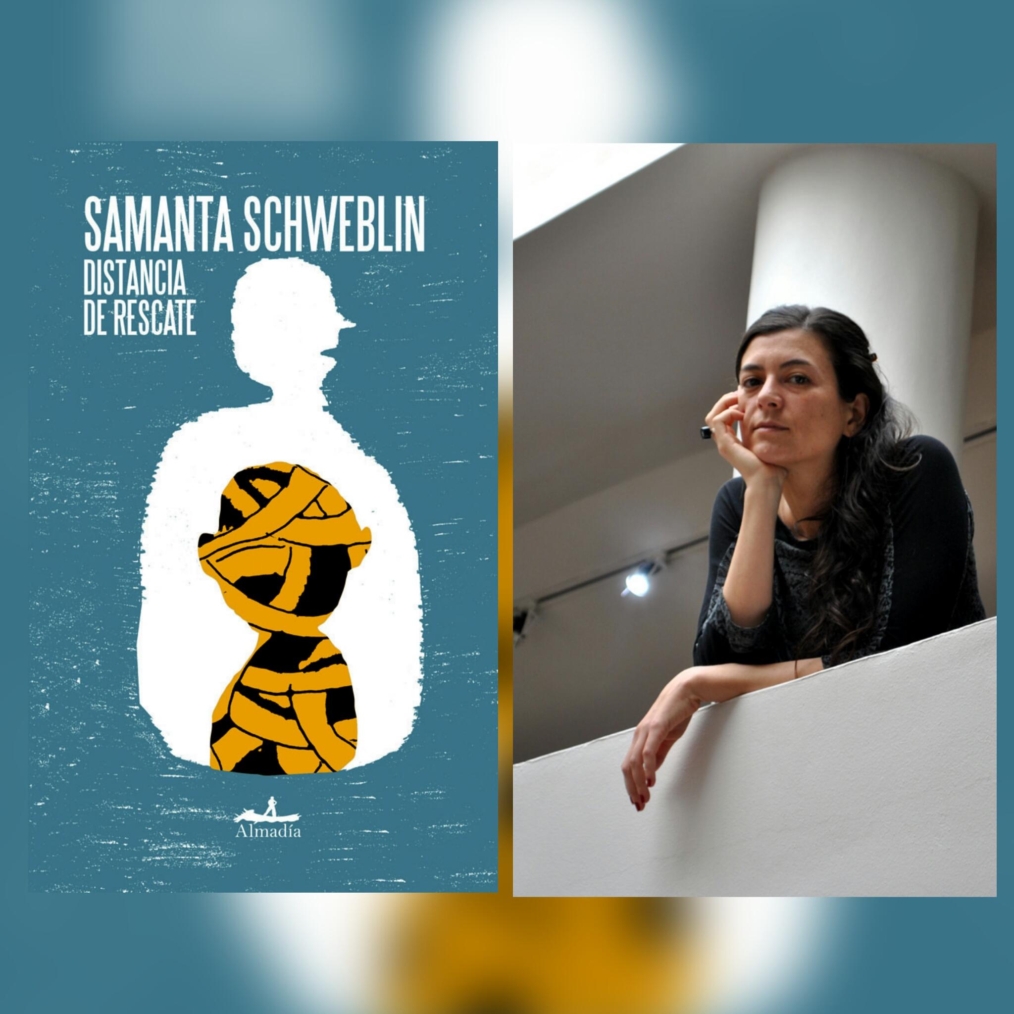 Distancia de rescate Samantha Scweblin #culturaquemadura