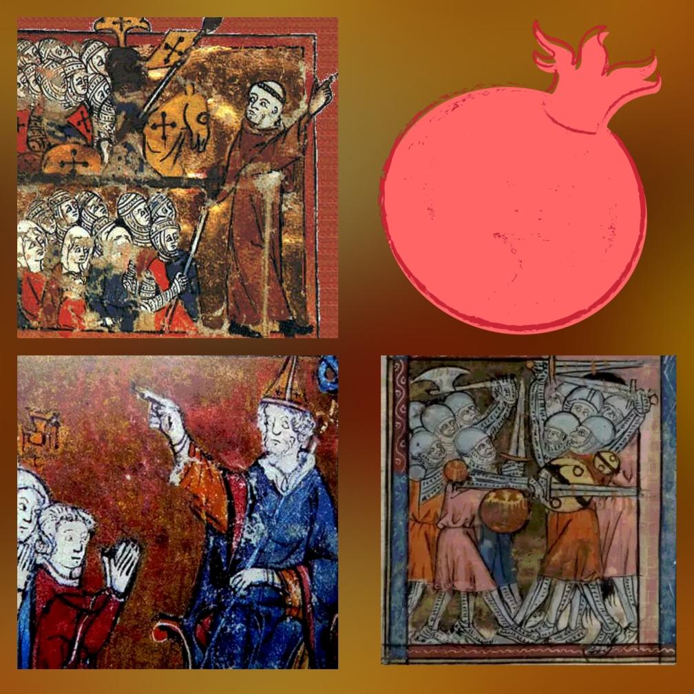 Entre Feudos y Monarcas: Las Cruzadas Parte I #culturaquemadura