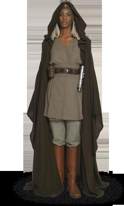 Adi Gallia Top 5 Los Jedi más poderosos #culturaquemadura #MayThe4thBeWithYou