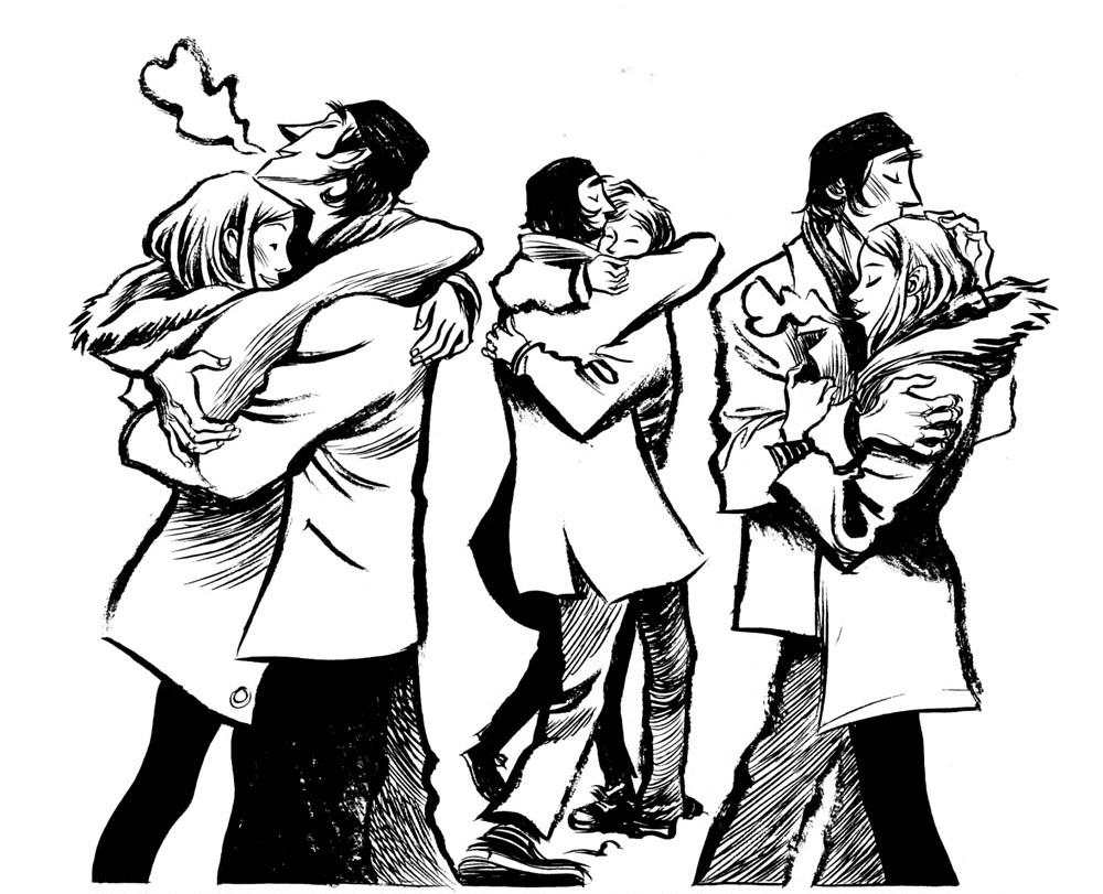 5 geniales cómics sin superhéroes #culturaquemadura Blankets Craig Thompson