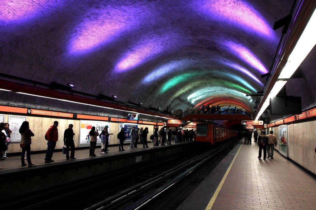 Historias urbanas: El Metro de la Ciudad de México I #culturaquemadura