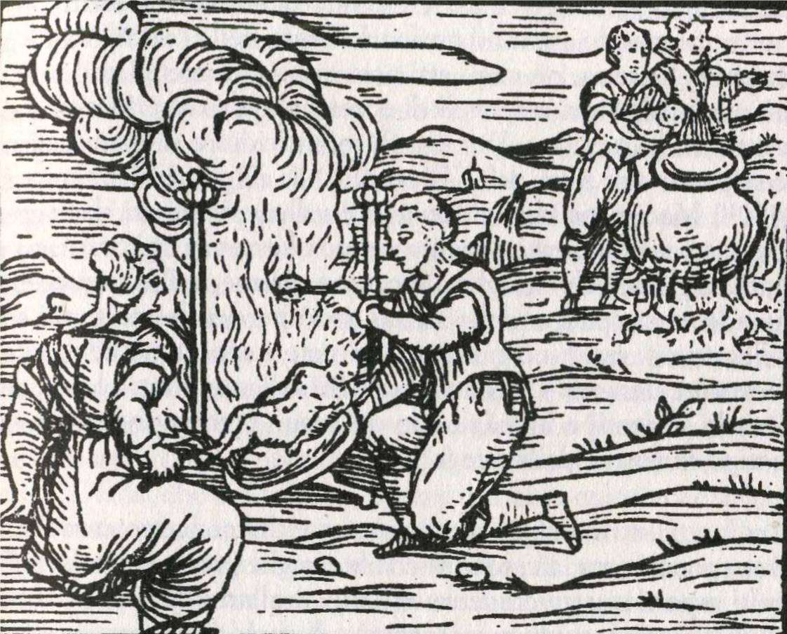 Los nueve infiernos: La historia del mal Capítulo III #Culturaquemadura