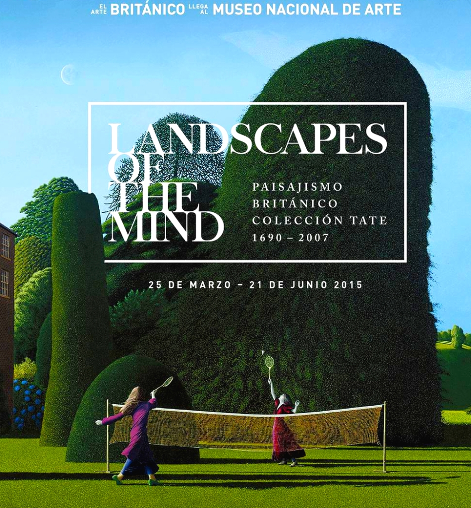 Landscapes of the Mind: de la oscuridad a la vanguardia #culturaquemadura