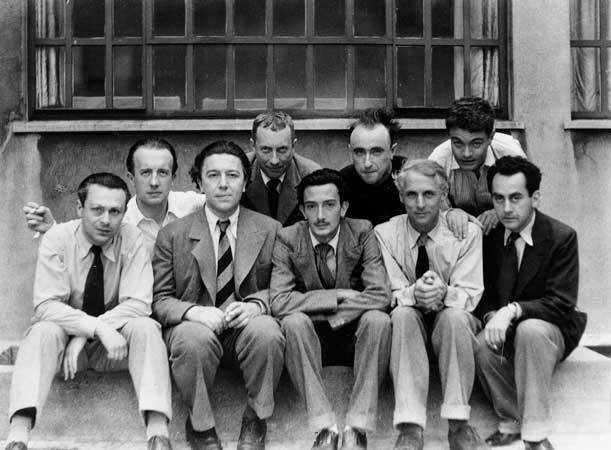 surrealistas en 1924
