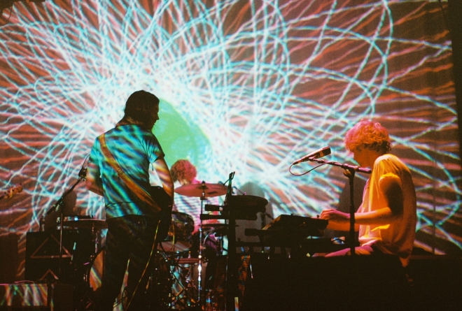 Tame Impala: una odisea confortable, Currents, Reseña, Kevin Parker