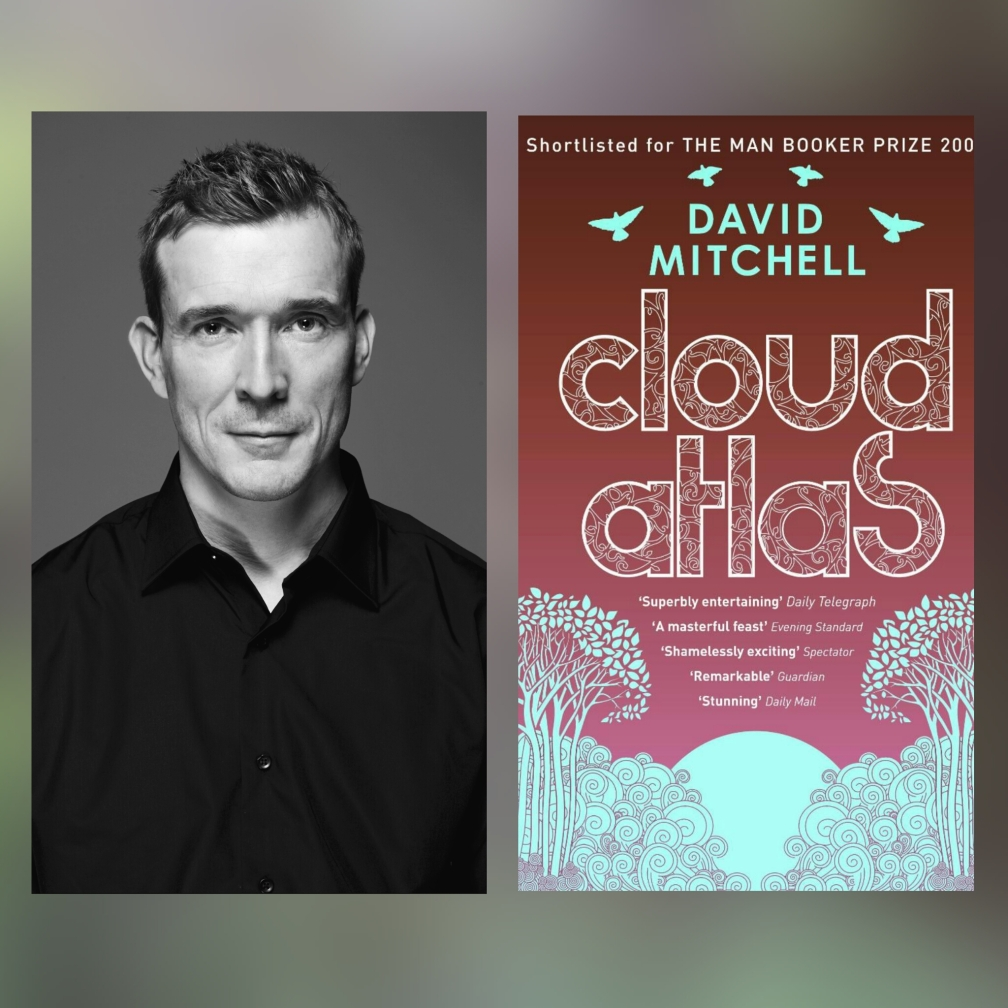 David Mitchell, Cloud Atlas, 6 estupendas novelas distópicas (que no son ni de Orwell ni de Bradbury) #culturaquemadura