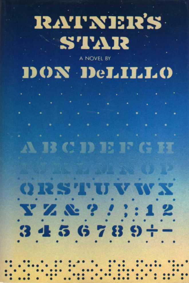 La estrella de Ratner de Don DeLillo #culturaquemadura