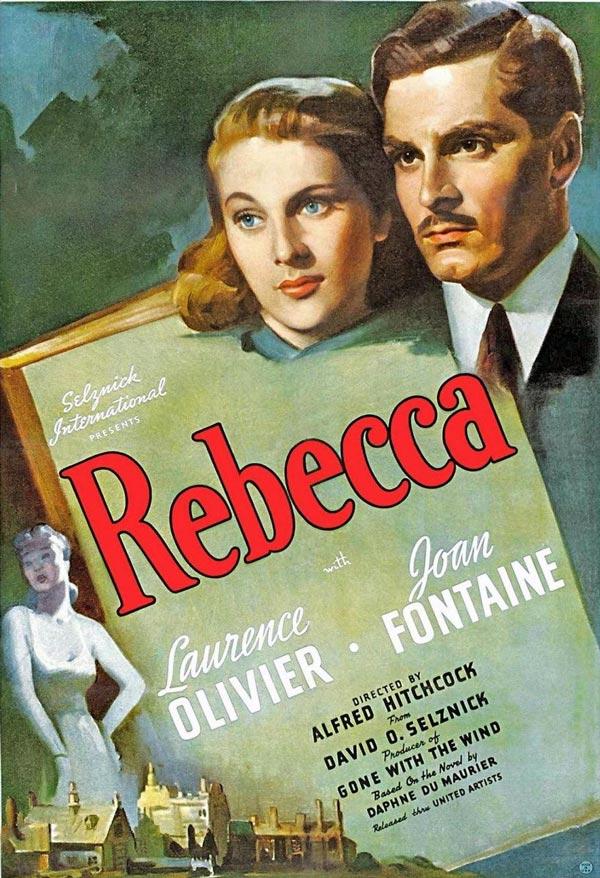 Rebecca, Alfred Hitchcock: el amo de las adaptaciones libres #culturaquemadura