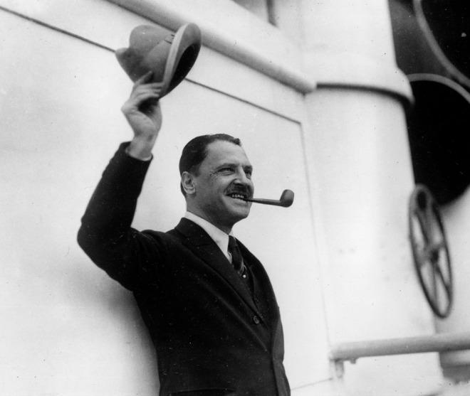 W. Somerset Maugham, Alfred Hitchcock: el amo de las adaptaciones libres #culturaquemadura