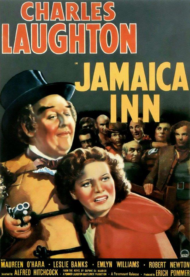 Jamaica Inn, Alfred Hitchcock: el amo de las adaptaciones libres #culturaquemadura