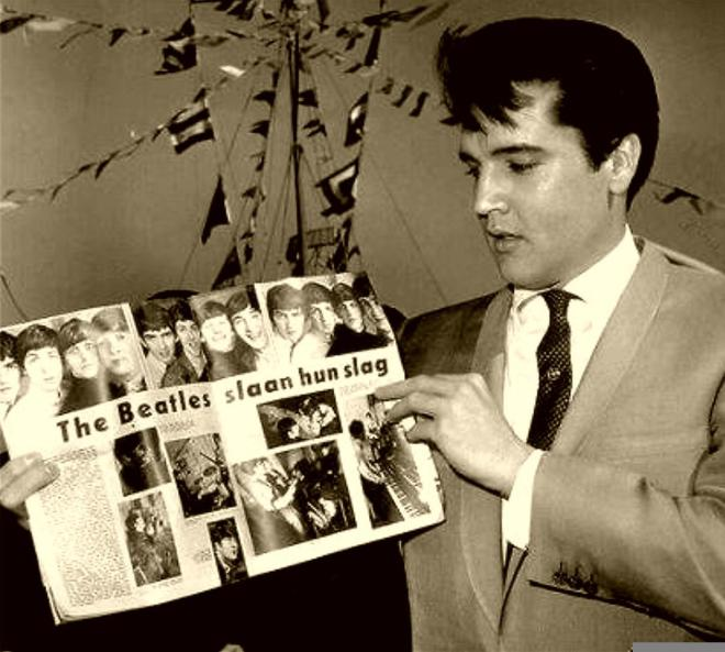 Elvis Presley, The Beatles: 50 años de Help! en covers #culturaquemadura