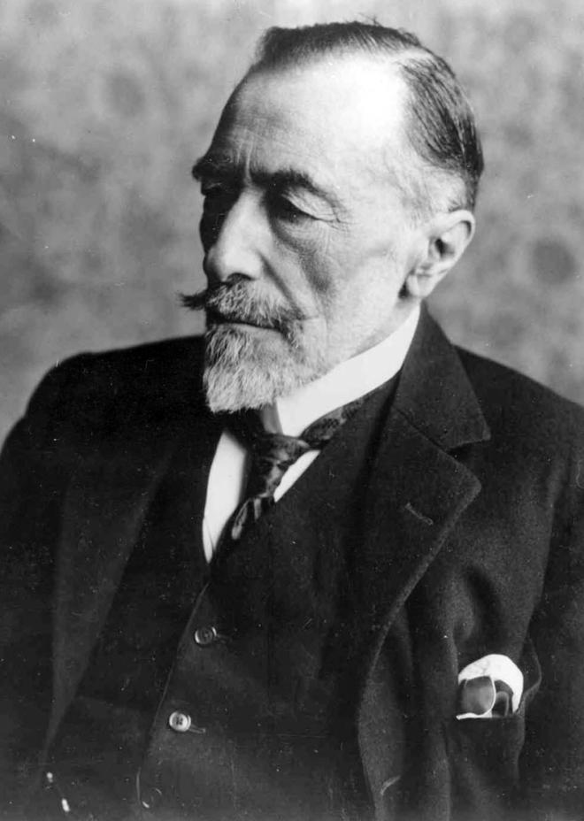 Joseph Conrad, Alfred Hitchcock: el amo de las adaptaciones libres #culturaquemadura