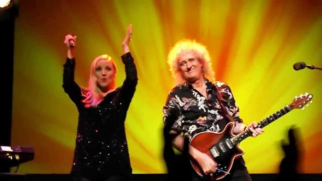 Kerry Ellis y Brian May, The Beatles: 50 años de Help! en covers #culturaquemadura