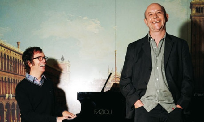 Ben Folds y Nick Hornby