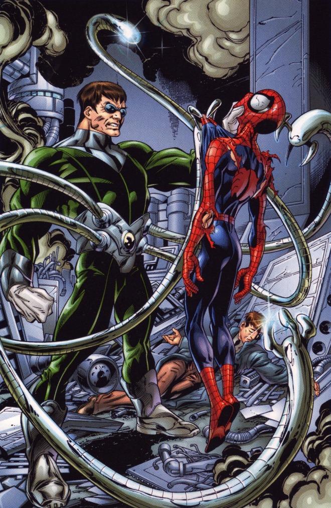Spider-Man o la proeza de ser uno mismo #culturaquemadura