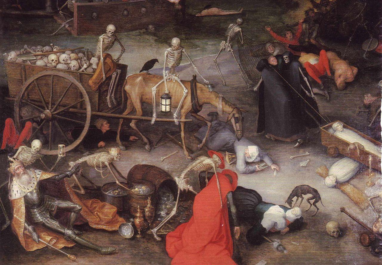 Oscuridad: Lord Byron y la invención del terror postapocalíptico #culturaquemadura
