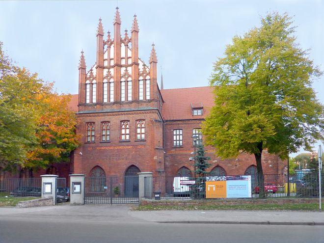 Museo Nacional de Polonia en Gdánsk