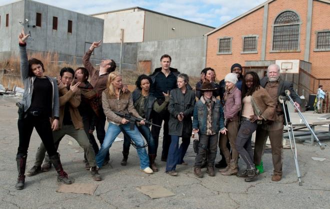 The Walking Dead: Los dos lados de la cerca #culturaquemadura
