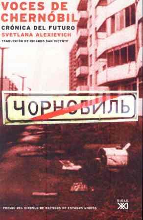 Svetlana Alexievich: el Nobel a la crónica #culturaquemadura
