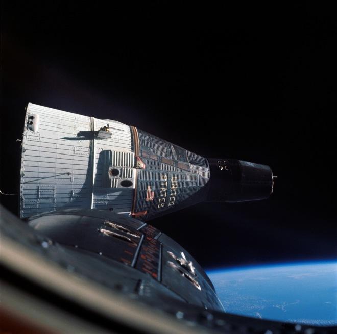 Las misiones Gemini comenzaron la tradición musical de la NASA