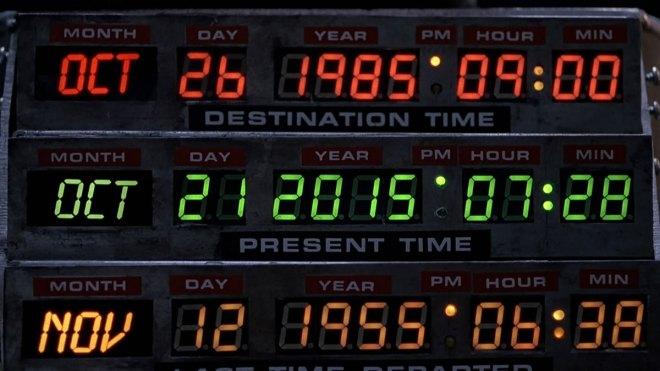 El eterno retorno del DeLorean #Culturaquemadura