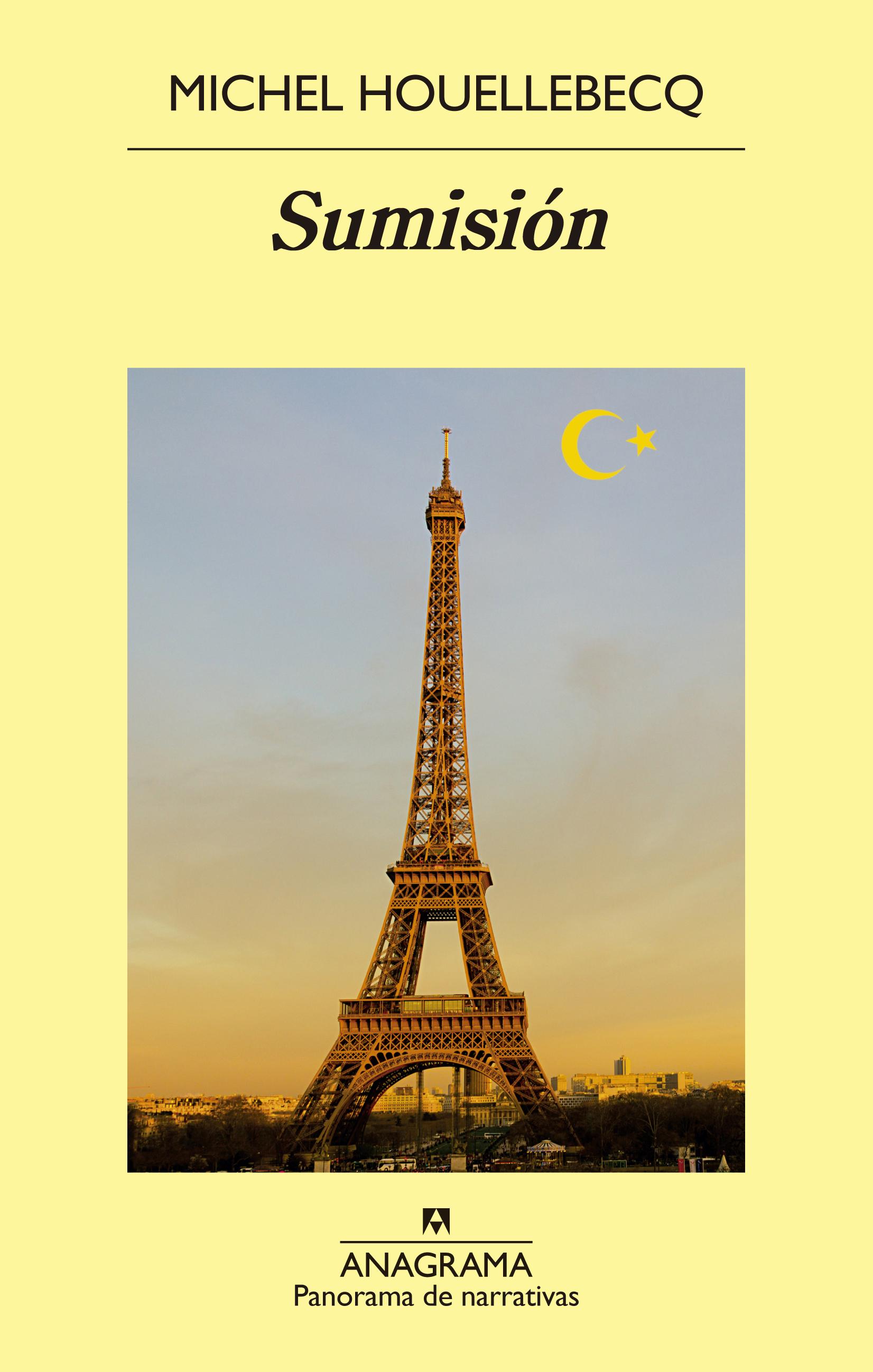 Lucidez y estética del trofeo: Sumisión, de Michel Houellebecq #Cutlruaquemadura